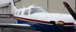 2001 Piper Meridian N461BB